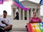 Разрешившие гей-браки в США судьи принадлежали к нетрадиционным конфессиям