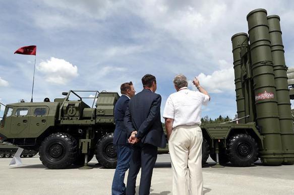 Турция может купить дополнительные комплексы C-400 у России