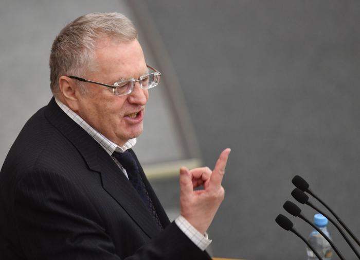 Владимир Жириновский: я пошутил, а они мне операцию сделали