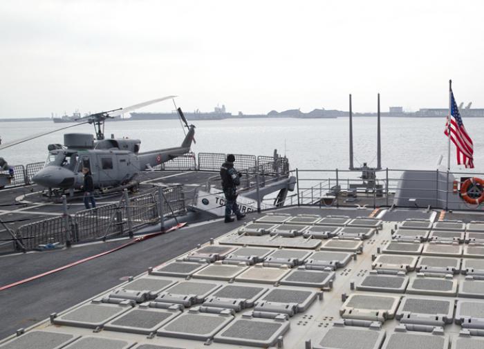 """ВМС США: подводная мина Hammerhead остановит российский """"Посейдон"""""""
