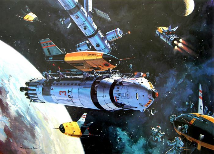 Мечты и реальность: Общее собрание РАН обсуждает будущее космонавтики