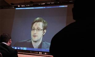 "Cноуден предсказал ""эру тотального шпионажа"""