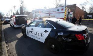 Полиция США расстреляла мужчину с палкой за глухоту