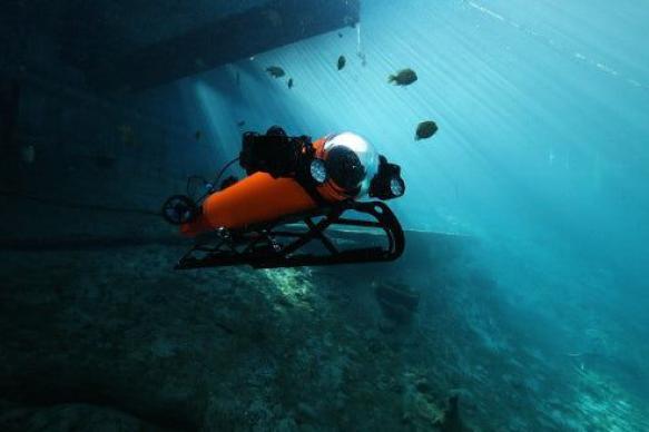 В России создадут полностью автономного подводного робота