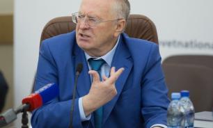 Жириновский предлагает запретить коммунистические партии