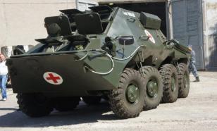 Под Екатеринбургом медицинский спецназ отработал действия на случай ЧС