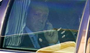 Кремль: Эрдоган звонил Путину