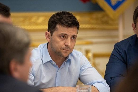 Зеленский отрицает возможность переговоров с Россией