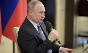 Путин выступит с новым обращением к нации на фоне COVID-19