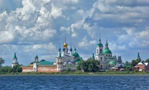 В Ярославской области сильный ветер оборвал тросы моста