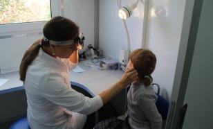 Магнитогорская детская поликлиника получила лор-комбайн