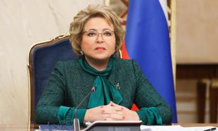 Матвиенко предсказала судьбу закона о трехдневном голосовании