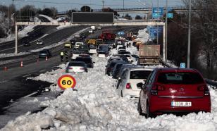 """""""Неожиданная"""" зима в ЕС: газ подорожал на 300%"""