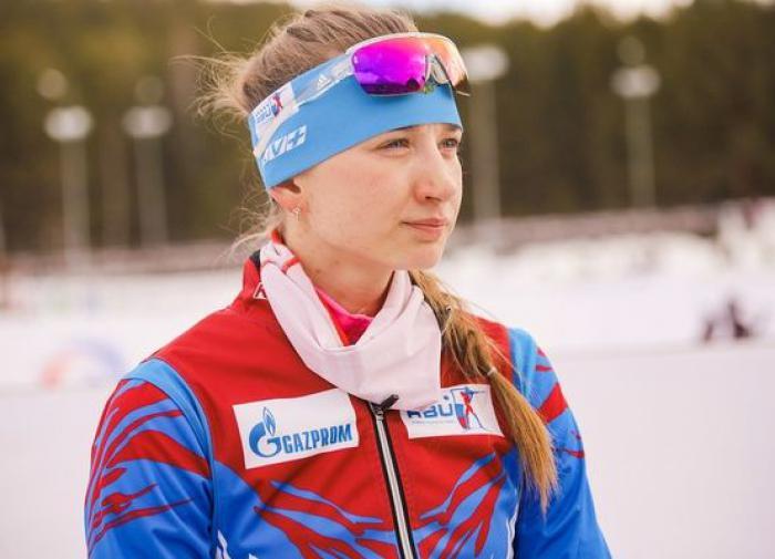 СБР назвал состав сборной России на смешанную эстафету ЧМ по биатлону
