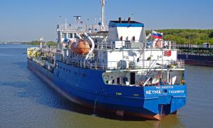 СБУ задержала российский танкер за блокирование Керченского пролива