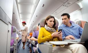 Российские туристы стали чаще летать на самолетах