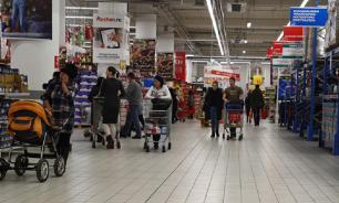 Минпромторг исключил закрытие магазинов в России