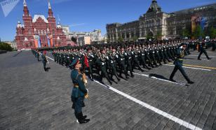 По Красной площади пройдут члены экипажа боевых машин