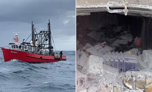 Улов австралийских рыбаков - тонна кокаина - не доплыл до рынка