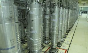 Иран начинает производство обогащённого урана