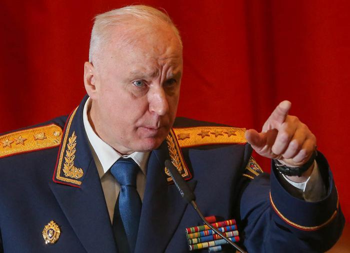 Бастрыкин обвинил интернет и ток-шоу в культе насилия