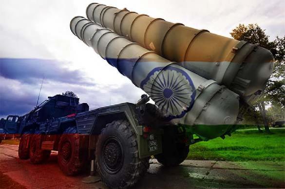 Если США благословит, Россия снабдит Индию С-400