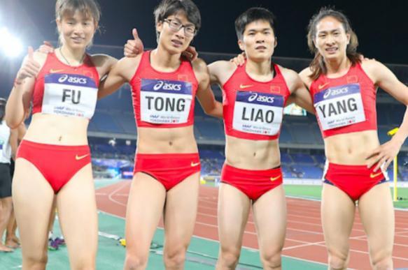 Китайских легкоатлеток подозревают в подмене пола