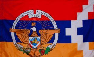 """Матч ЛЕ """"Дюделанж"""" - """"Карабах"""" был остановлен из-за флага НКР"""