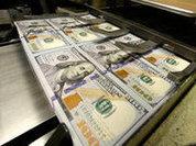 Доллар питается от мирового кризиса