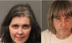 Американские супруги держали в плену на цепи 13 детей - Новости происшествия