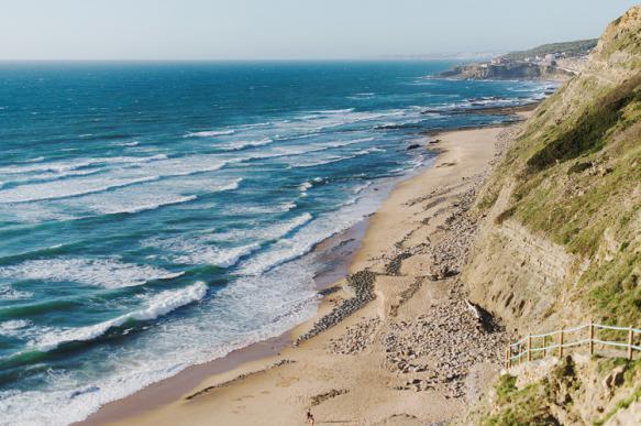National Geographic: океаническая кора у побережья Португалии расслаивается