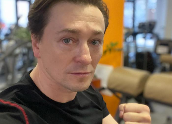 У Безрукова случился сердечный приступ насцене