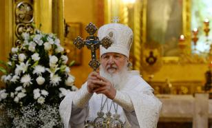 Патриарх Кирилл выступил с неожиданным предостережением властям
