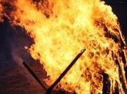 Бургзонндег - языческий праздник огня