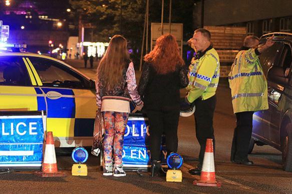 """Три года спустя: в память о теракте на """"Манчестер-Арене"""""""