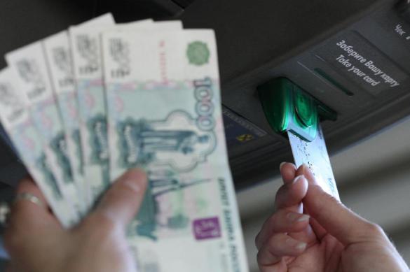 Опровергнут запрет Сбербанка на бесплатное снятие наличных
