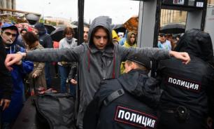 Собянин: полиция спасла Москву от беспорядков на летних митингах