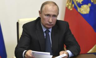 Путин: жизни россиян гораздо важнее спасения экономики