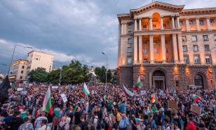 Жители болгарской столицы вышли на митинг