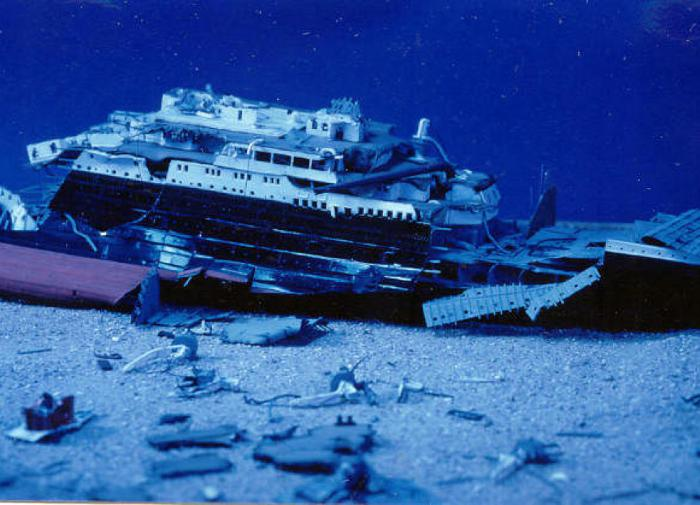 """Почему """"Титаник"""" не подняли со дна?"""
