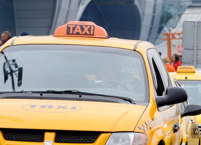 Таксисты написали жалобу на свердловского губернатора