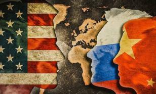 Китайцы хотят, чтобы Москва и Пекин погрузили США в хаос