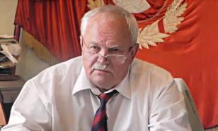 """Виктор Тюлькин,     первый секретарь ЦК РКРП:     """"ВЛАСТИ УКРЫЛИСЬ ОТ НАРОДА... ЗА СПИНОЙ ОППОЗИЦИИ"""""""