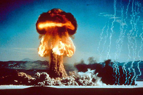 nuclear weapon and science