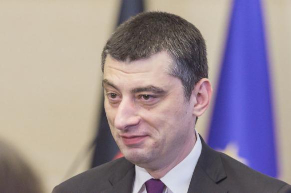 Георгий Гахария стал премьер-министром Грузии