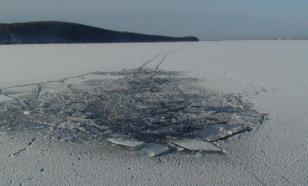 В Подмосковье и Вологде, провалившись под лед, погибли дети