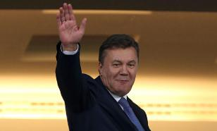 Янукович весело отметил 70-летний юбилей в сочинском казино