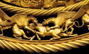Золото скифов признали собственностью Украины