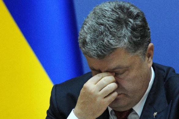 Порошенко предлагают судить в Международном трибунале за военные преступления в Донбассе