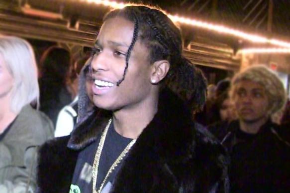 Прокуратура Швеции не будет настаивать на пересмотре дела A$AP Rocky